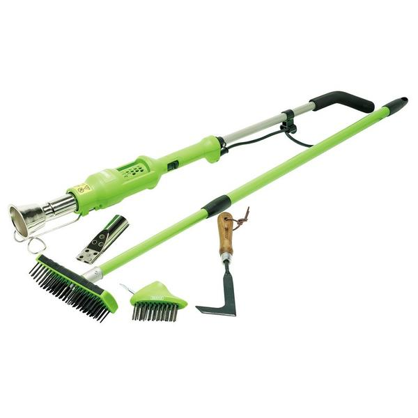 Draper 02607 Weed Burner and Paving Brush Kit Thumbnail 1
