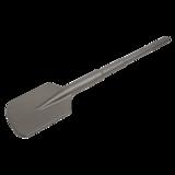 Sealey X1CS Clay Spade 115 x 500mm - SDS MAX
