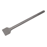 Sealey X1WC Wide Chisel 50 x 400mm - SDS MAX