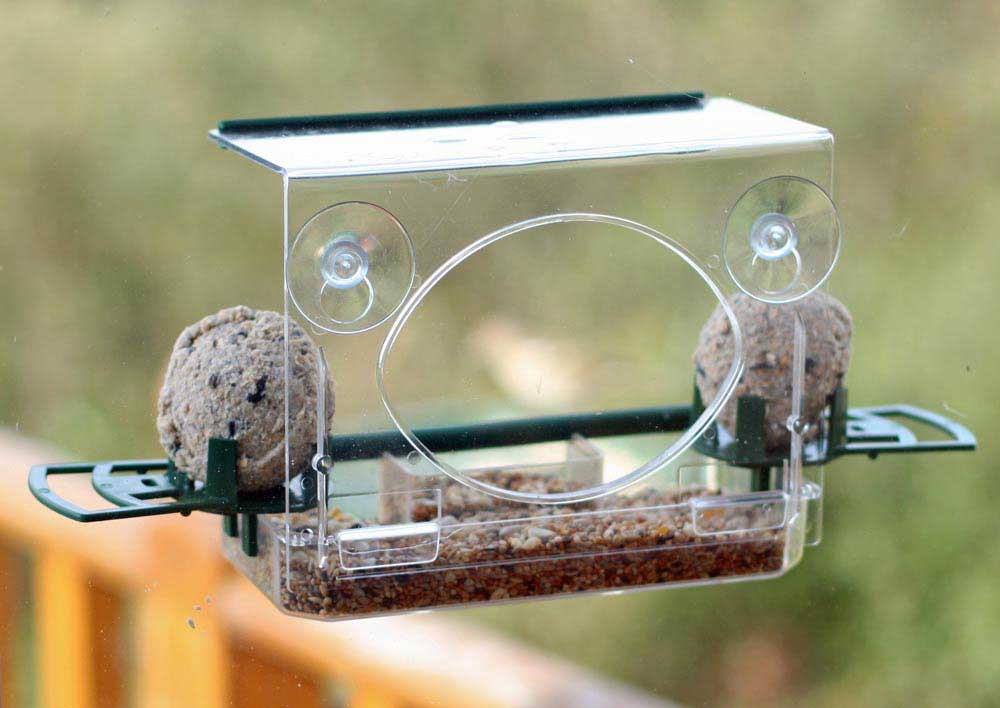 Image Result For Window Bird Feeder