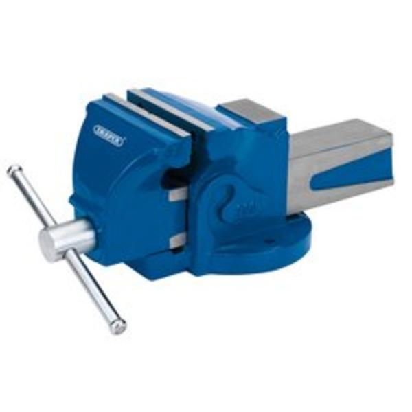Draper 93058 200mm Engineer?s Bench Vice Thumbnail 1