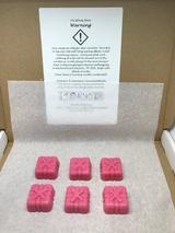 Bamford Boutique 6 Wax Melts Christmas Spice Vegan Plastic Free Handmade Gift