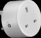 Knightsbridge 1GAKW Smart Plug compatible with Amazon Alexa or Google Assistant