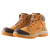 Scruffs T54984 Solleret Safety Boots Tan Size 10.5/45