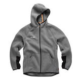 Scruffs T55118 Trade Air-Layer Hoodie Charcoal Large