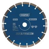 Draper 99784 CONTINUOUS DIAMOND BLADE (230MM)