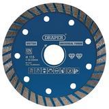 Draper 99788 TURBO DIAMOND BLADE (115MM)