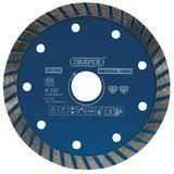 Draper 99789 TURBO DIAMOND BLADE (125MM)