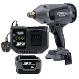 Draper 94081 XP20 3/4? Impact Wrench Kit with 1x XP20 Lithium-Ion 6.0AH Battery
