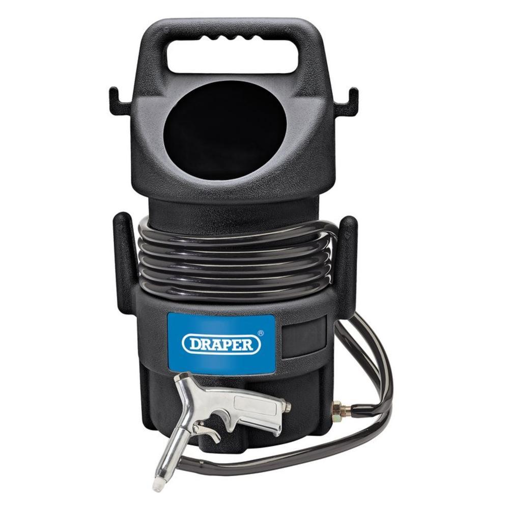 Draper 53008 Portable Shot Blasting Kit, 120 max psi, 22kg Capacity