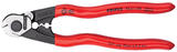 Knipex 03047 95 61 190 Knipex 190mm Forged Wire Rope Cutters