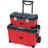 Draper 03080 CTB640 Expert Mobile Contractors 640mm Chest and 560mm Tool Box