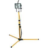 Draper 03125 HL400C/TA Halogen Worklamp (400W) on Telescopic Stand