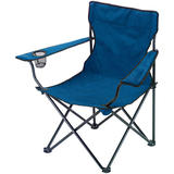 Draper 08159 FC1B Blue Lightweight Folding Outdoor Chair