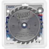 Draper 9468 CSB180P Expert TCT Saw Blade 180X30mmx24T