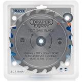 Draper 9471 CSB184P Expert TCT Saw Blade 184X30mmx20T