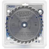 Draper 9472 CSB184P Expert TCT Saw Blade 184X30mmx30T