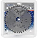 Draper 9475 CSB190P Expert TCT Saw Blade 190mm X 30mm x 40T