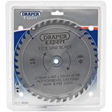 Draper 9477 CSB210P Expert TCT Saw Blade 210X30mmx40T