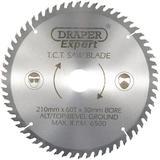 Draper 09478 CSB210P Expert Circular Saw Blade 210mm x 30mm x 60T