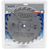 Draper 9486 CSB250P Expert TCT Saw Blade 250X30mmx24T