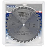 Draper 09491 CSB254P Expert TCT Saw Blade 254mm x 16mm