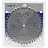 Draper 09492 CSB254P Expert TCT Circular Saw Blade 254mm 16m Bore 40T