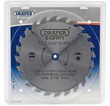 Draper 9496 CSB315P Expert TCT Saw Blade 315 x 30mm x 24T