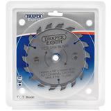 Draper 9525 CSB140P Expert TCT Saw Blade 140X16mmx18T