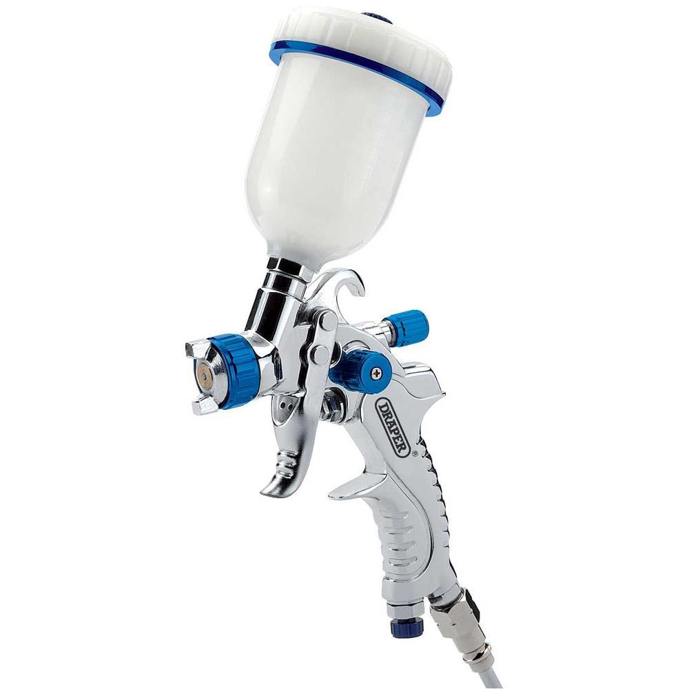 Draper 9708 GSG5-100 100Ml Gravity Feed Hvlp Air Spray Gun