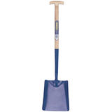Draper 10873 SMSSS-WHT/H Draper Solid Forged Square Mouth Shovel
