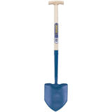 Draper 10874 RMS/H Solid Forged Round Mouth Shovel T-Handled with Ash Shaft
