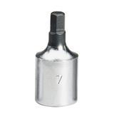 """Elora 11125 1455-IN 4mm Hex Key Socket 1/4"""" Drive"""