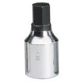 """Elora 11127 1455-IN 6mm Hex Key Socket 1/4"""" Drive"""