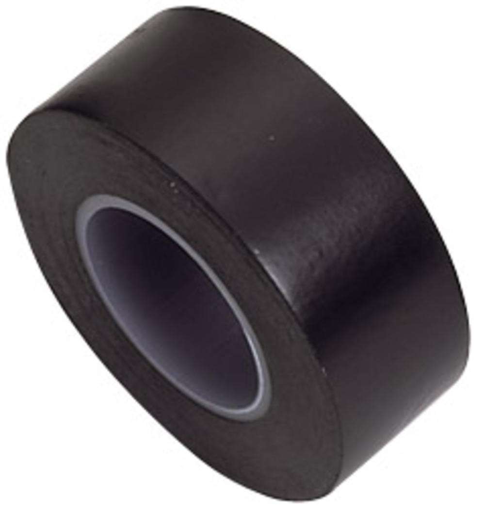Draper 11910 619 Expert 8 x 10M x 19mm Black Insulation Tape to BSEN60454/Type2