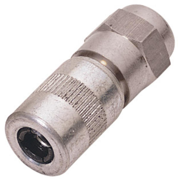 "Draper 12771 GG10 1/8"" BSPT Heavy Duty 4 Jaw Hydraulic Connector Thumbnail 1"
