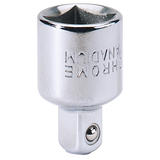 Draper 13208 D67AB 3/8(F) x 1/4(M) Socket Converter