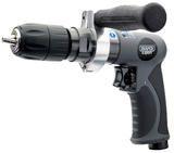 Draper 14266 5277K/PRO Expert Composite Body Soft Grip Reversible Air Drill with 13mm Keyless Chuck