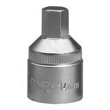 """Elora 15553 770-SIN 17mm Hexagon Key Socket 3/4"""" Drive"""