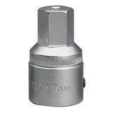 """Elora 15554 770-SIN 19mm Hexagon Key Socket 3/4"""" Drive"""