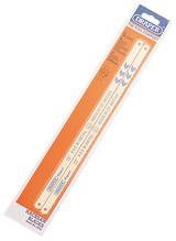 Draper 19344 736/2 2 x 300mm 18Tpi Bi-Metal Hacksaw Blades