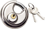 Draper 22157 4822 70mm Close Shackle Stainless Steel Padlock