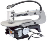 Draper 22791 FS405V 405mm 90W 230V Variable Speed Fretsaw