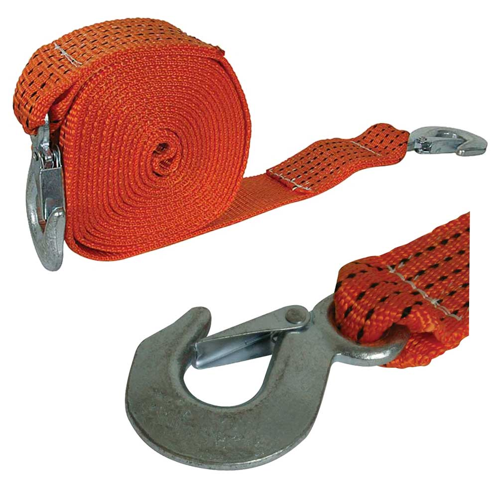 Silverline 633636 Tow Rope Thumbnail 1