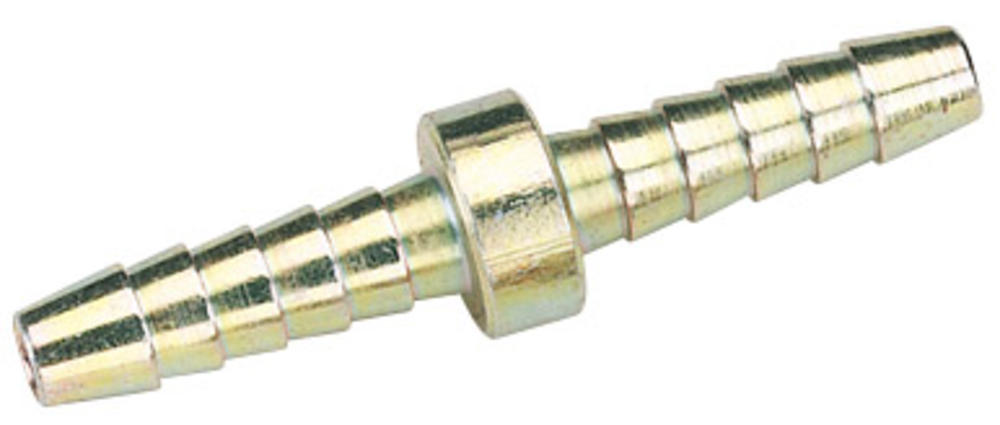 Draper 25803 A2983 BULK 1/4 Pcl Double Ended Air Hose Connector