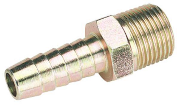 Draper 25819 A2951 BULK 3/8 Taper 3/8 Bore Pcl Male Screw Tailpiece Thumbnail 1