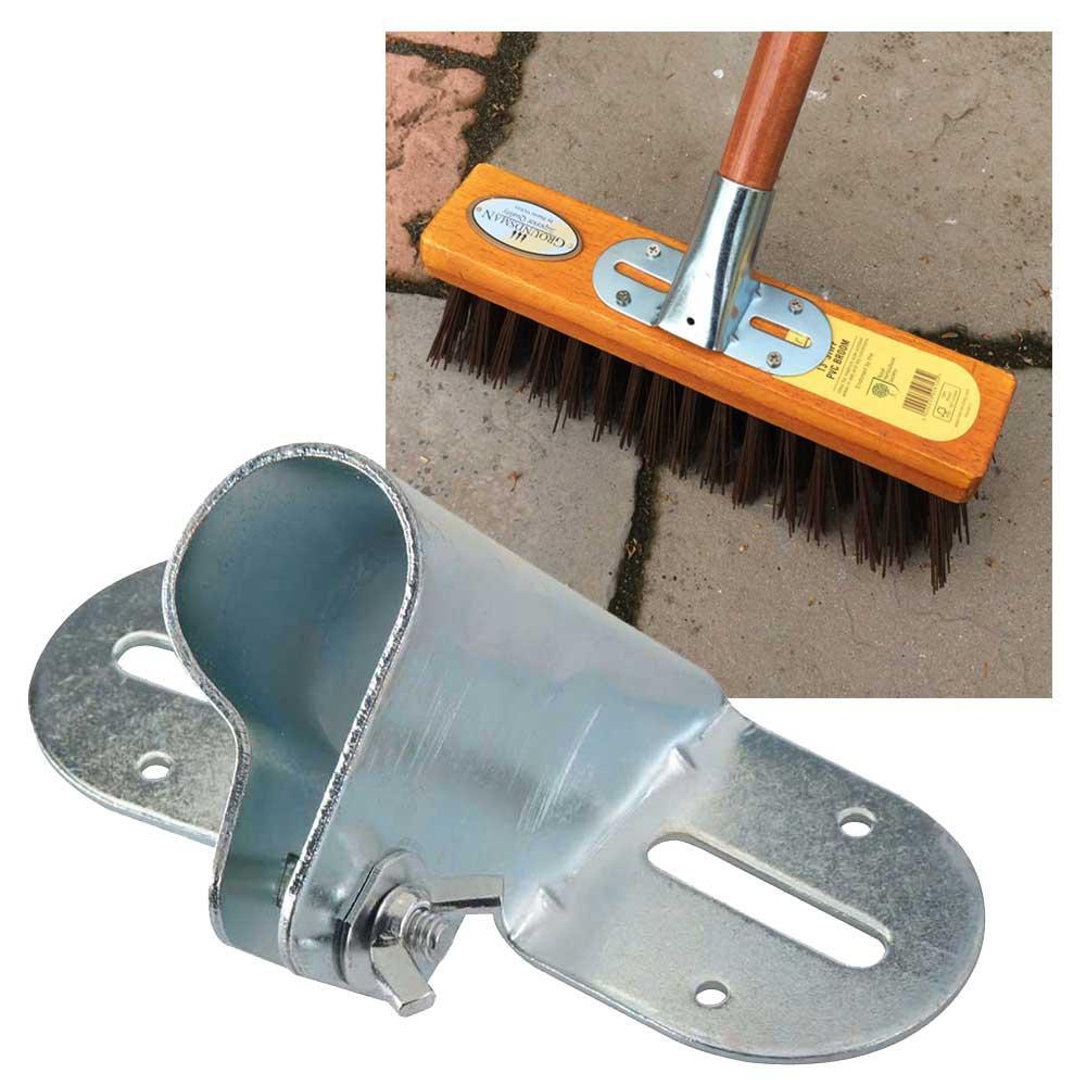 Silverline 993059 Strong Metal Broom Bracket
