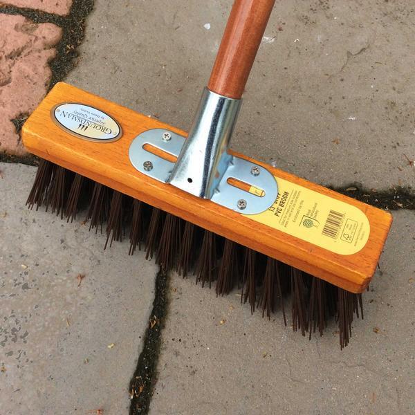 Silverline 993059 Strong Metal Broom Bracket Thumbnail 3