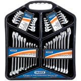 Draper 26697 8235/32 Four Hi-Torq Combination Spanner Sets