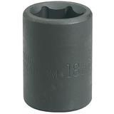 Draper 28511 410MM 21mm 1/2 Square Drive Impact Socket